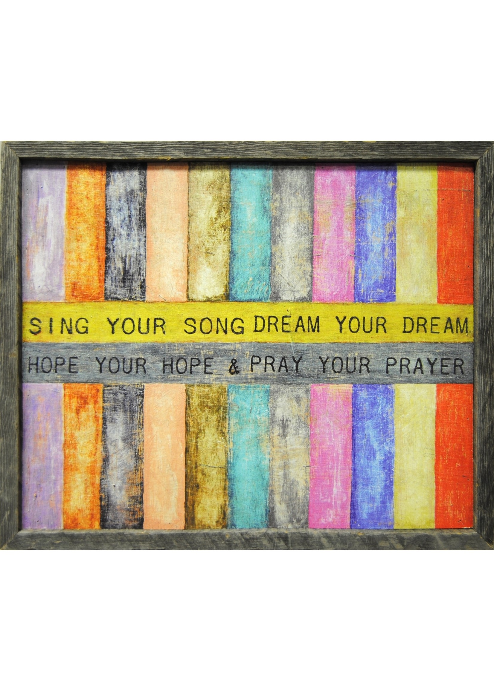 Sing Your Song-24x20