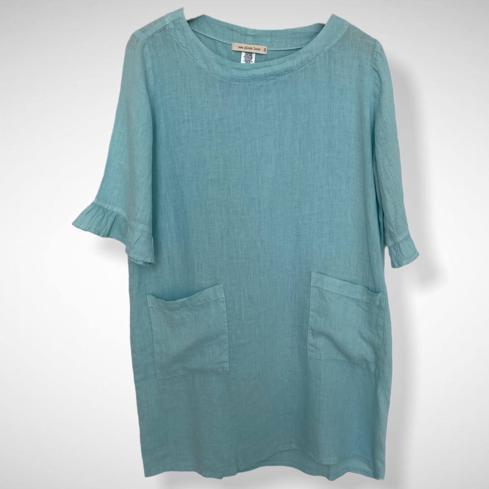 Sea glass Lane Two Pocket Dress