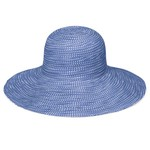 Scrunchie Polka Dot Hat