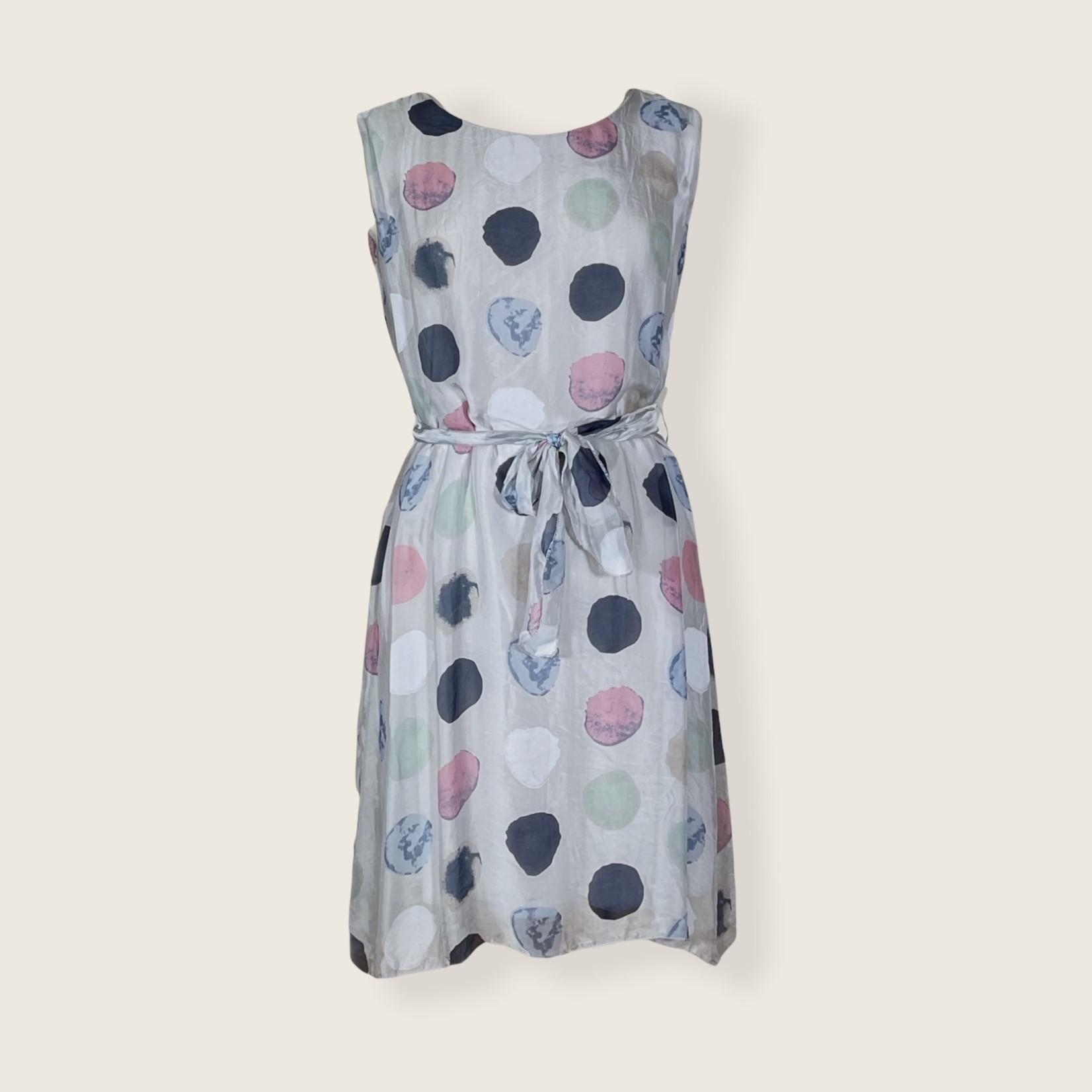 Evelina Dot Dress