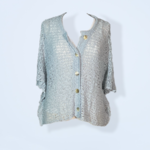 Mimo Button Up Cardigan