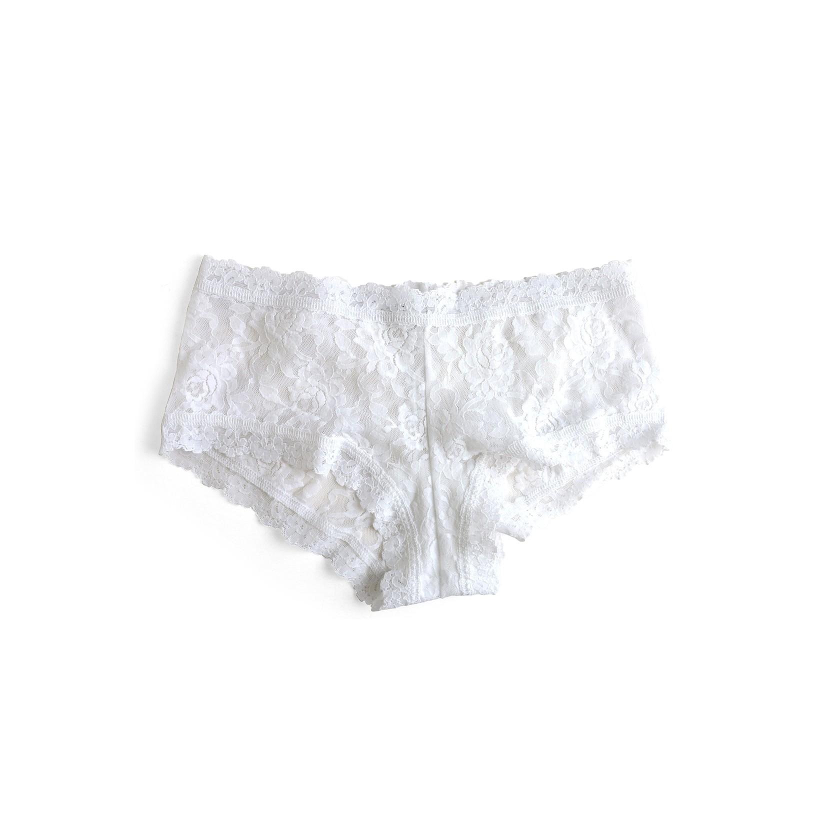 Lace Boy Short
