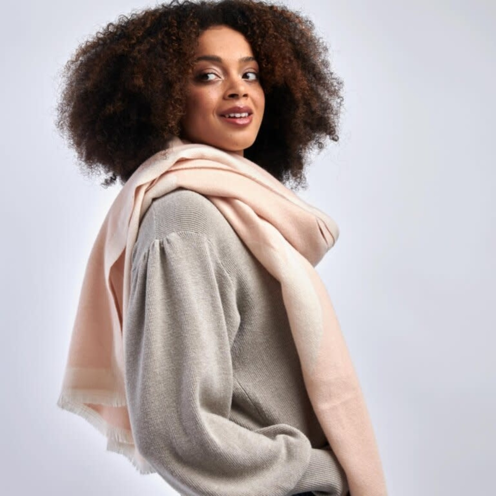 Double Sided Blanket Scarf