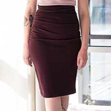 Dean Renwick Scrunchie Scrunch Skirt