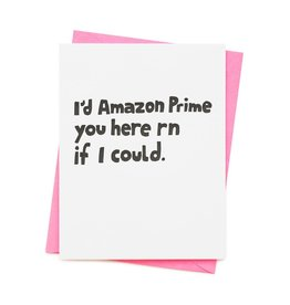 ASHKAHN & CO Amazon Prime You Card