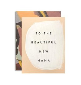MOGLEA Beautiful New Mama Card