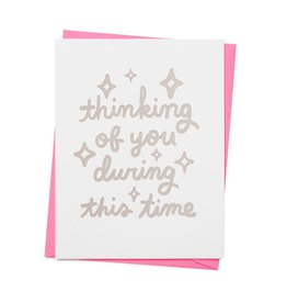 ASHKAHN & CO Thinking Of You Card