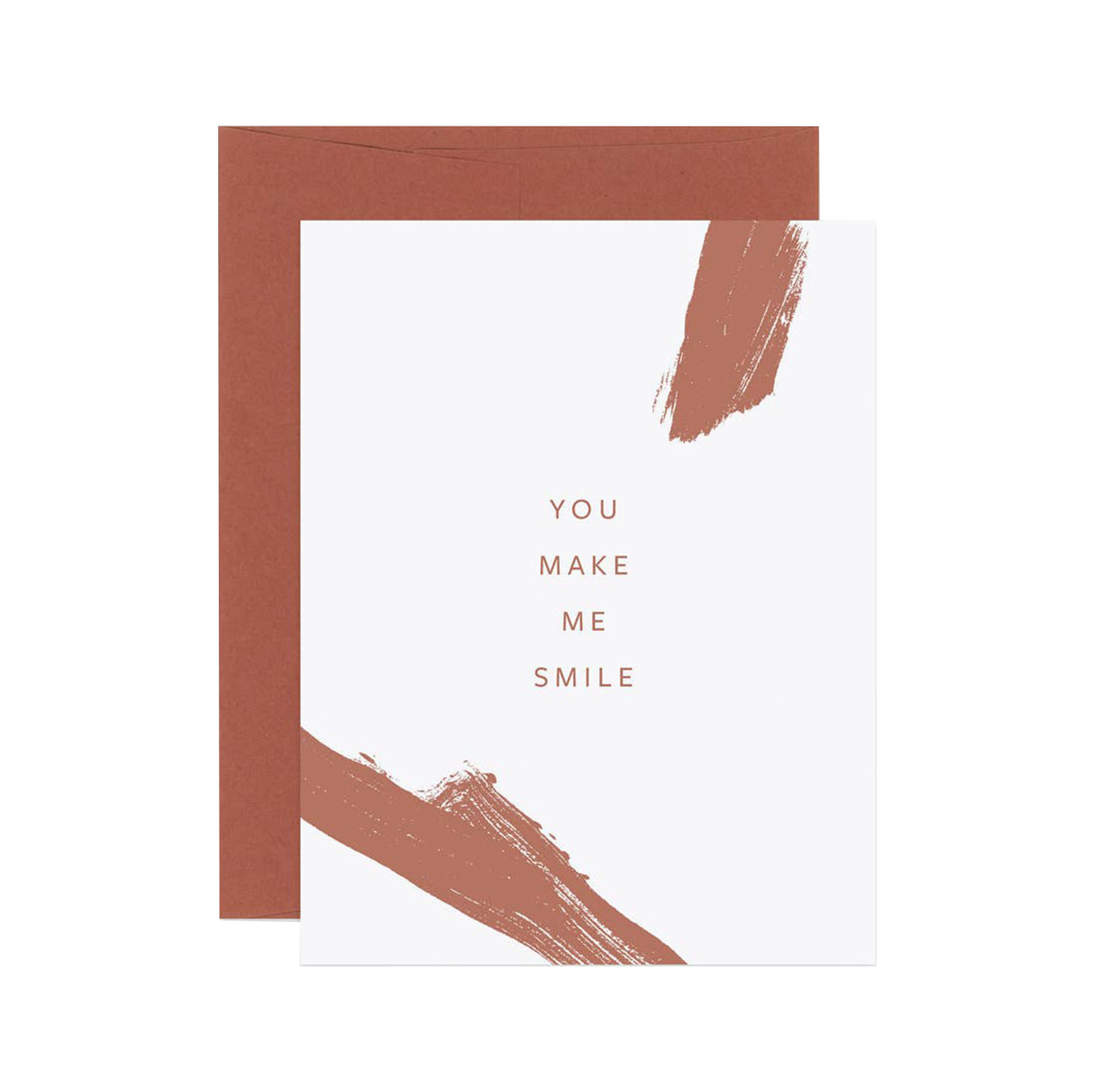 EVERMORE PAPER You Make Me Smile Card
