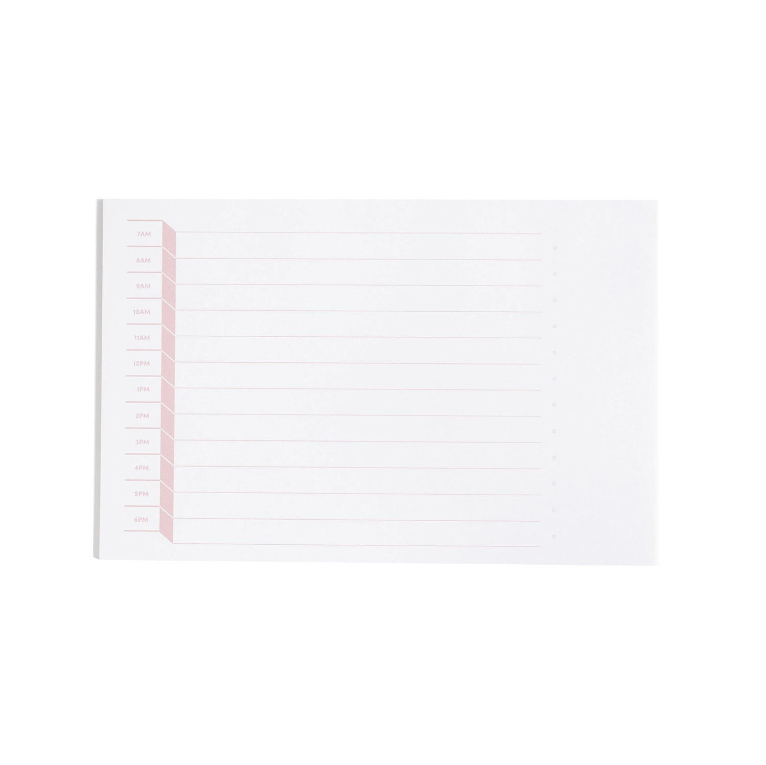 POKETO Daily Time Notepad