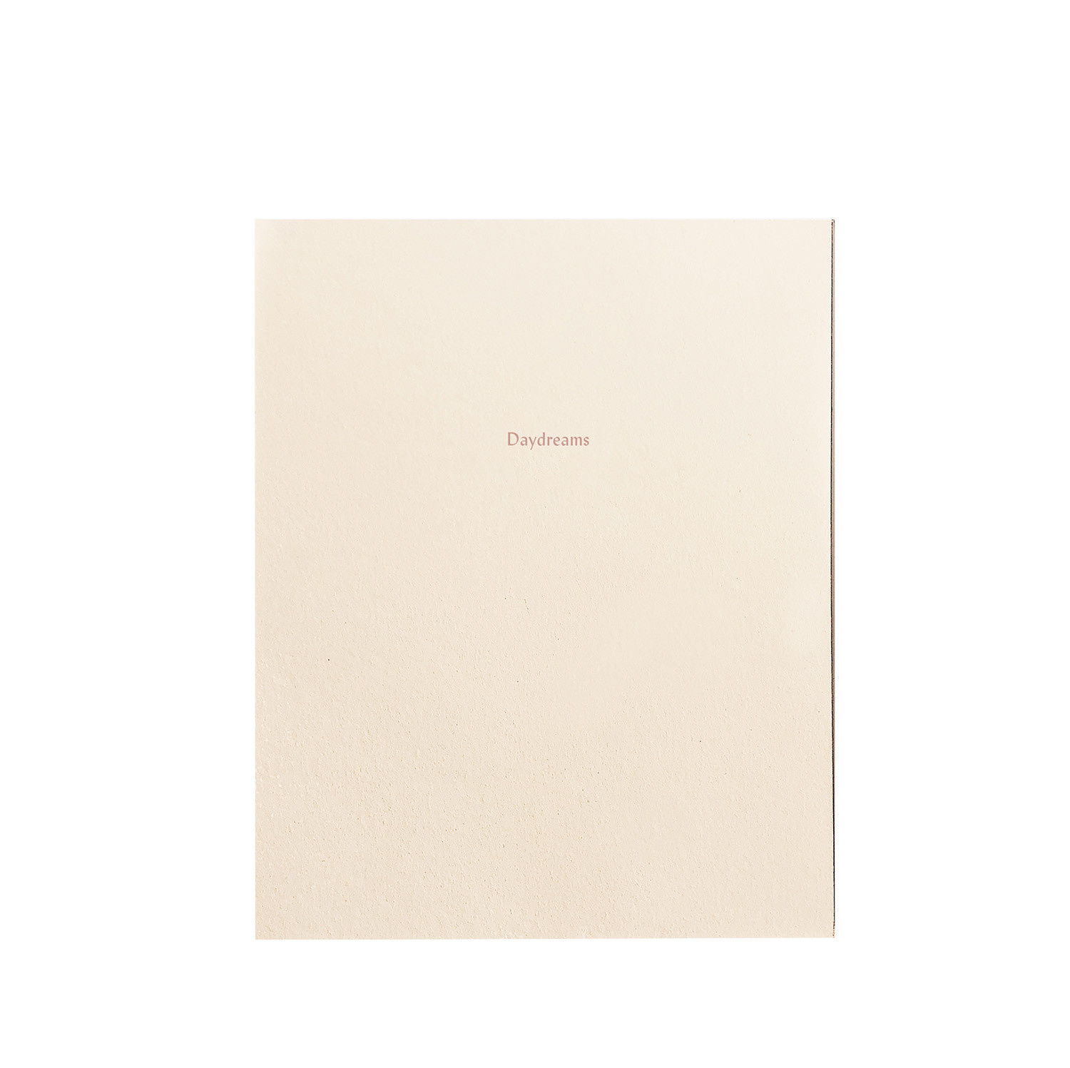 WILDE HOUSE PAPER Daydreams Notepad
