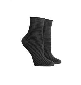 RICHER POORER Metallic Stripe Socks