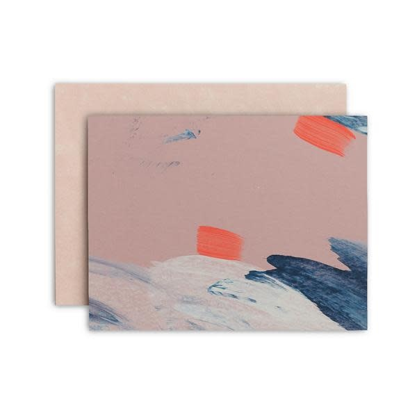 MOGLEA Hand Painted Card Set
