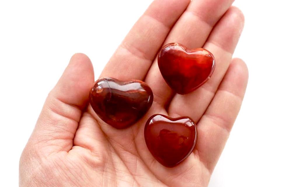OPEN HEART APOTHECARY Crystal Heart