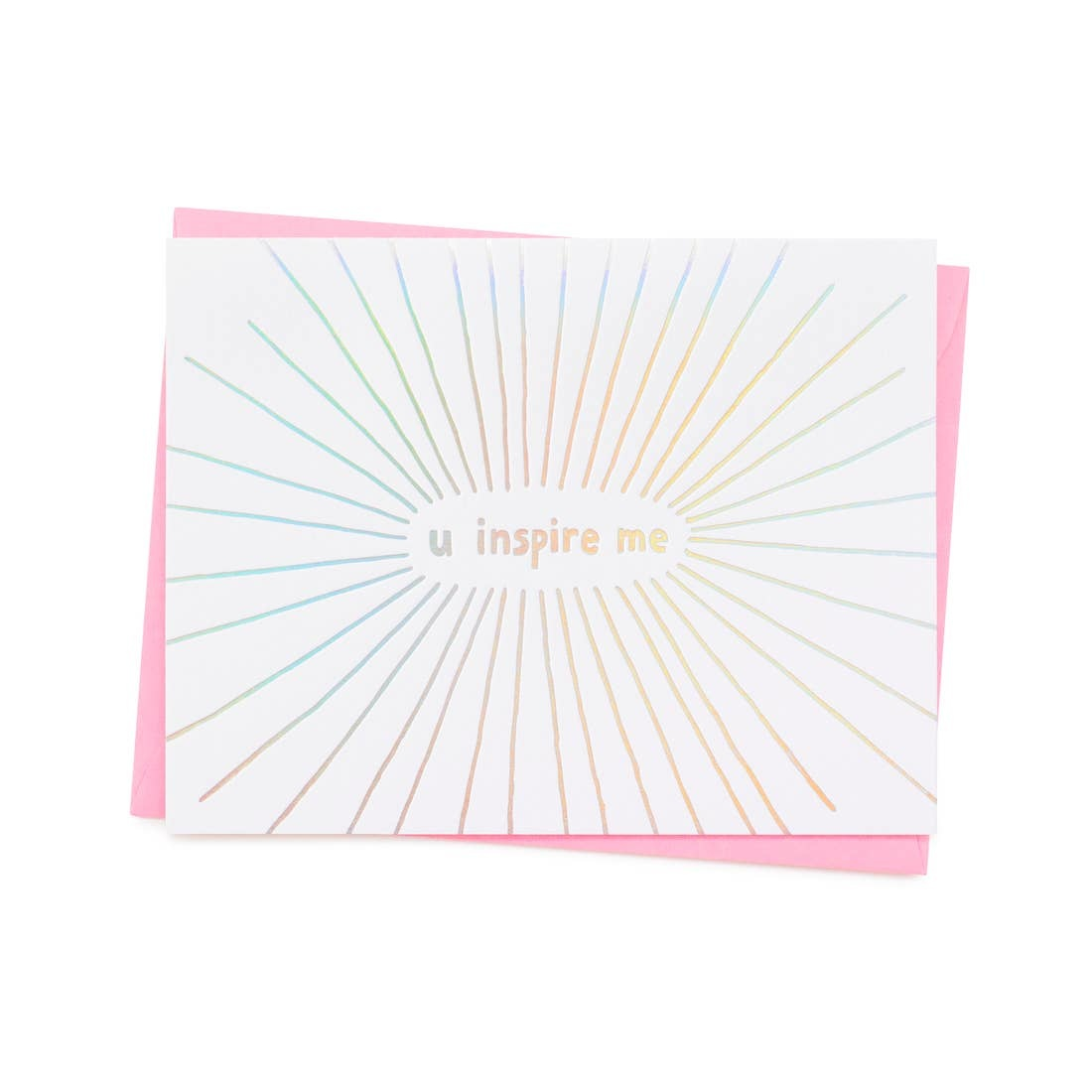 ASHKAHN & CO U Inspire Me Card