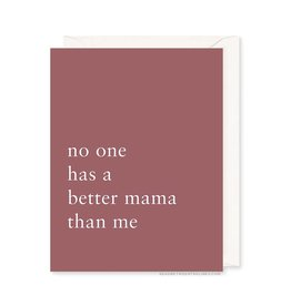 READ BETWEEN THE LINES Better Mama Card