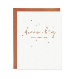 MISSIVE Dream Big Grad Card