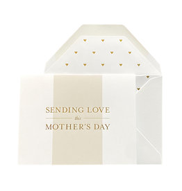 SUGAR PAPER Sending Love Mother's Day Card