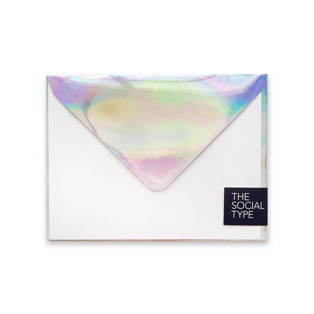 THE SOCIAL TYPE Hologram Card Set