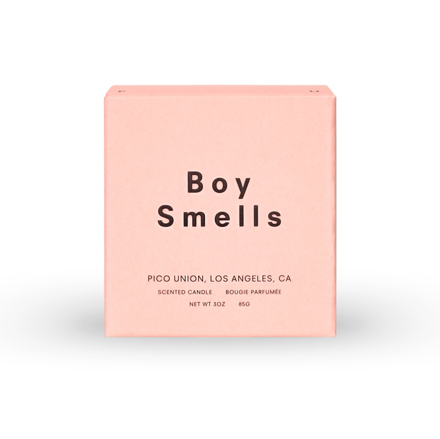 BOY SMELLS Mini Candle