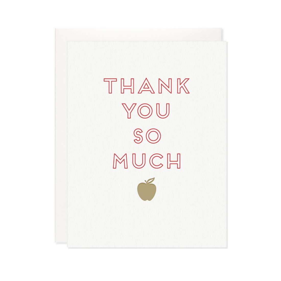 MISSIVE Thank You Apple Card
