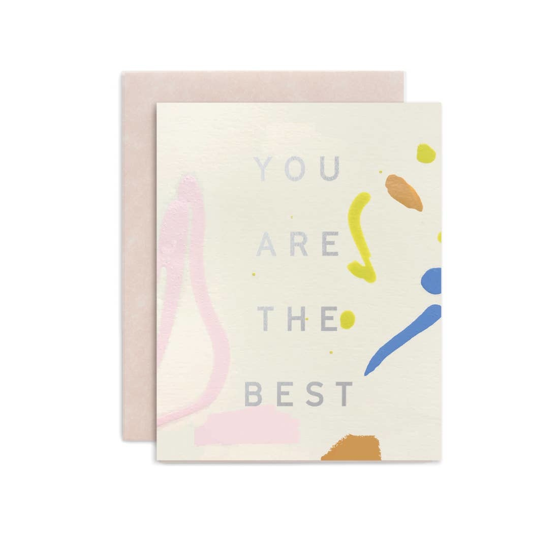MOGLEA You Are The Best Card