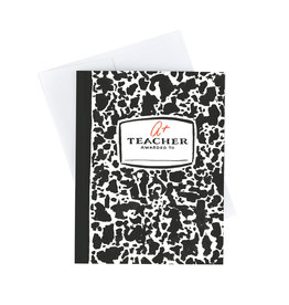 IDLEWILD CO A+ Teacher Card