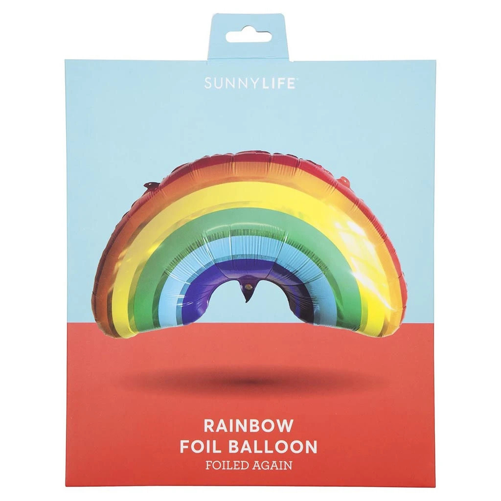 SUNNYLIFE Rainbow Balloon