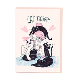 NOI Cat Therapy Card