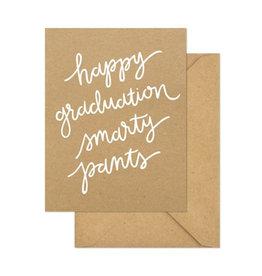 SUGAR PAPER Happy Grad Smarty Pants Card