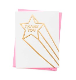 ASHKAHN & CO Thank You Star Card