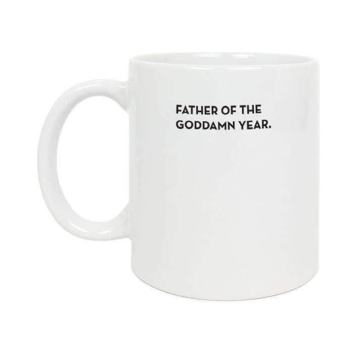 SAPLING PRESS Father Of The Year Mug