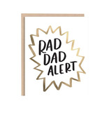 WHIMSY AND WILD Rad Dad Alert Card