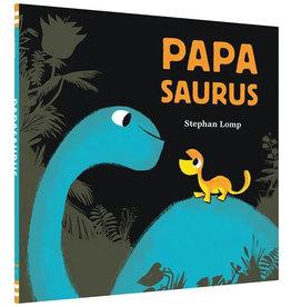 HACHETTE BOOK GROUP Papasaurus Book