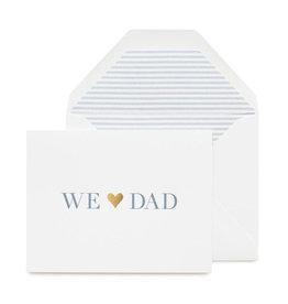 SUGAR PAPER We Heart Dad Card