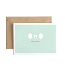 SPAGHETTI & MEATBALLS Ready To Hatch Card