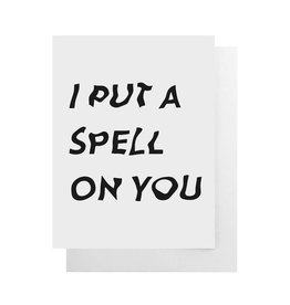 CULT PAPER Spell On You Card
