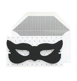 SUGAR PAPER Cat Mask Card