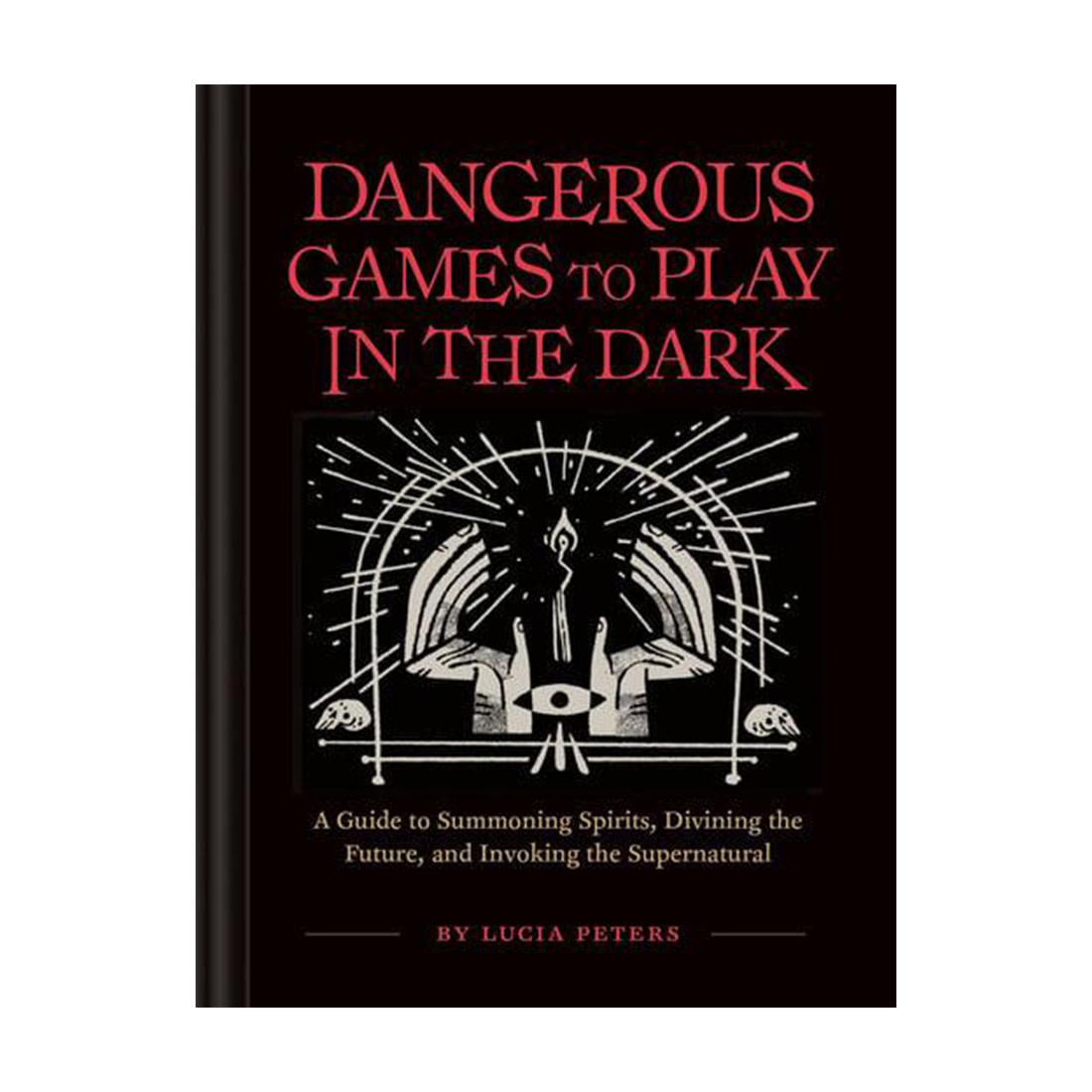 HACHETTE BOOK GROUP Dangerous Games Book