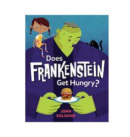 PENGUIN RANDOM HOUSE Does Frankenstein Get Hungry Book