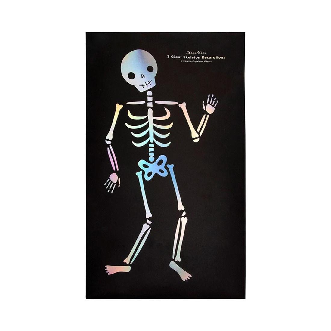 MERI MERI Skeleton Decor