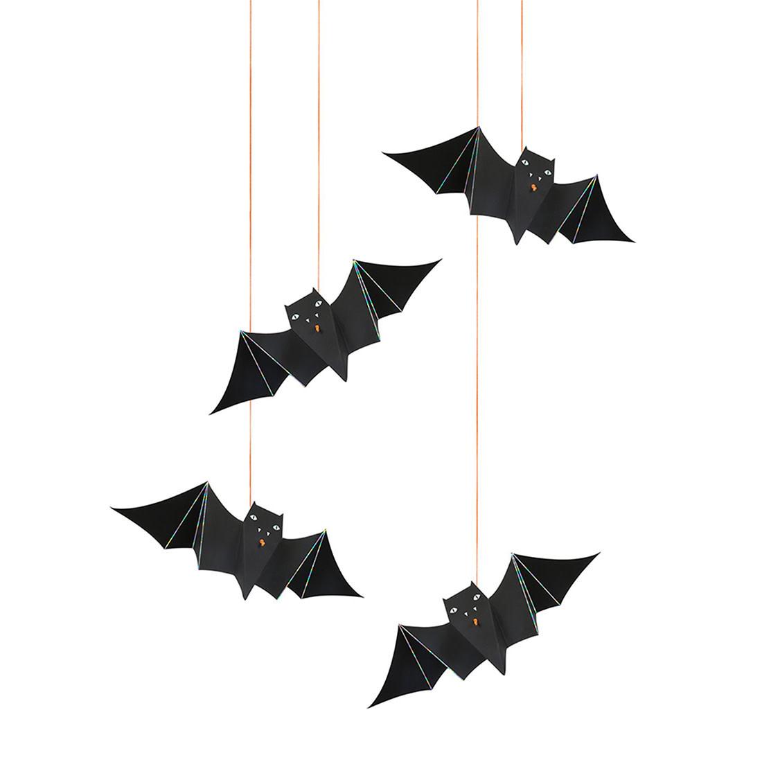 MERI MERI Hanging Bat Decor