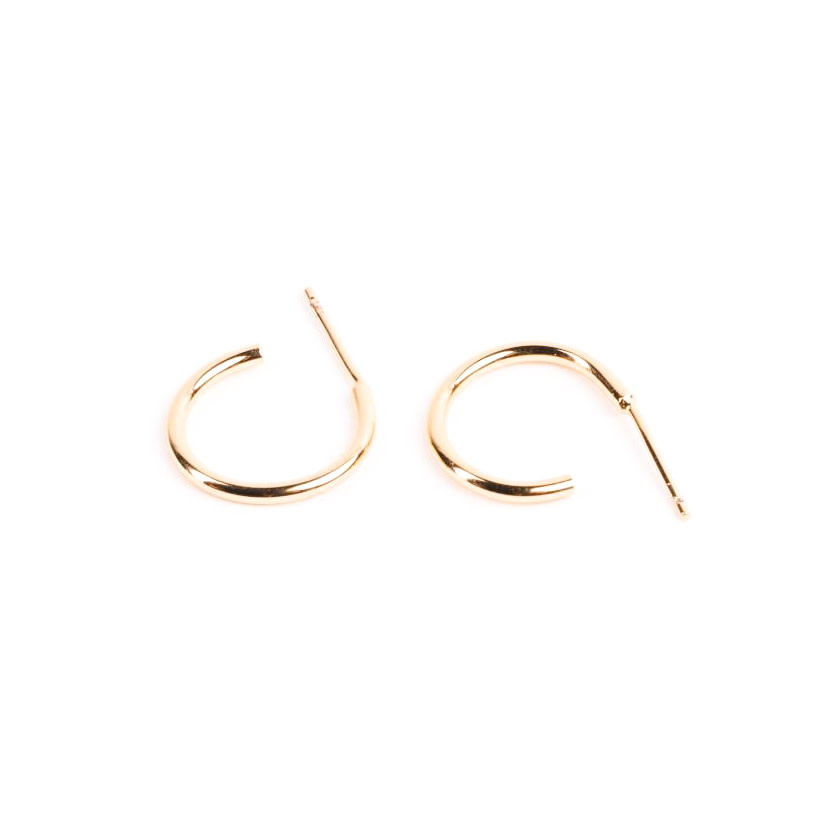 TRIBE ALIVE Gold Earrings