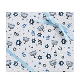 SMUDGE INK Hanukkah Gift Wrap