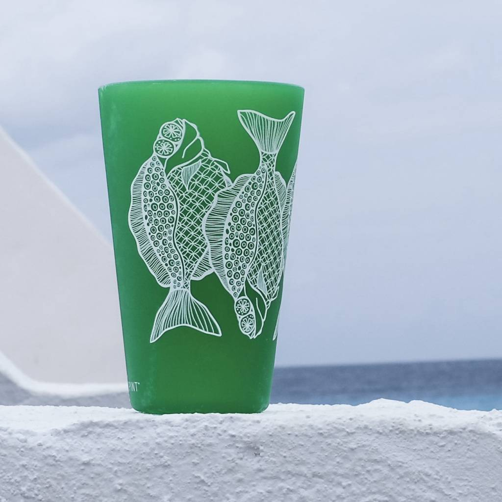 Halibut (Emerald)- Pint