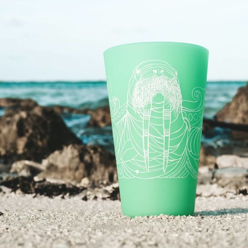 Walrus (Glow Green)- Pint