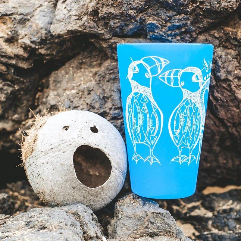 Puffin Love (Blue)- Pint