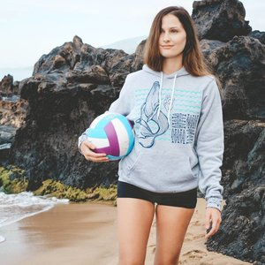 Whale Love- Fleece Pullover, Unisex