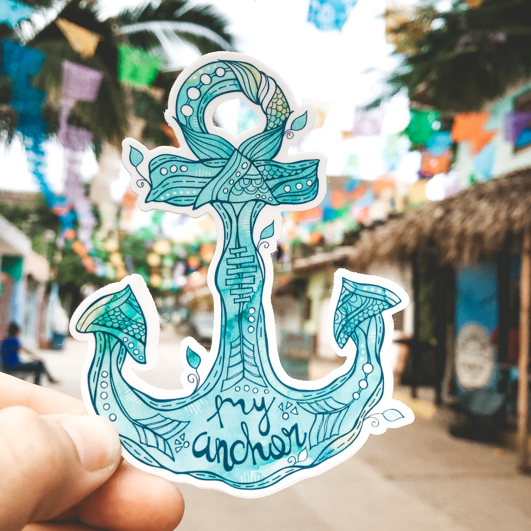 Anchor- Decal