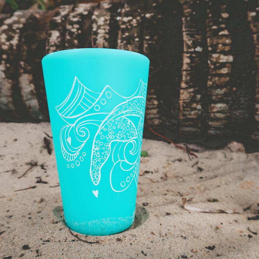 Whale Shark (Glow Caribbean)- Pint