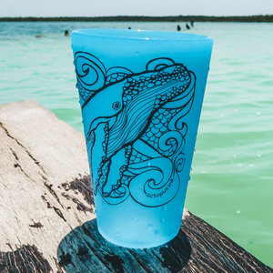 Humpback Whale (Blue)- Pint